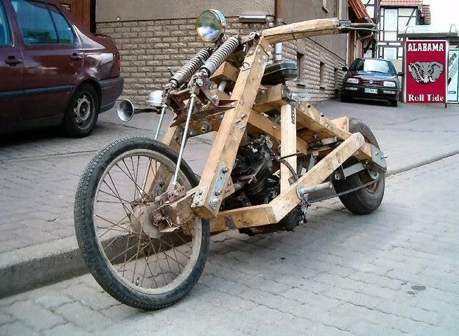 Frankenbike.