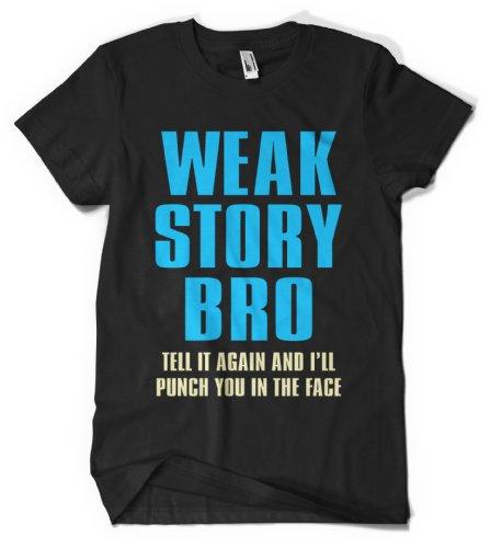 Weak story bro.