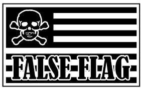 False flag.