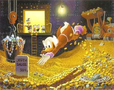 Cash for gold.