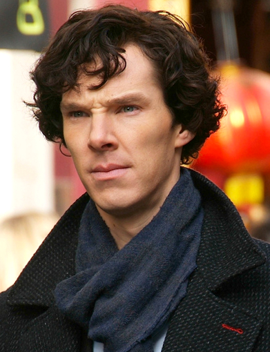 Everyone thinks they're a real Sherlock Holmes.