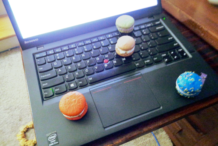 Macaroons and distributed systems go well together.