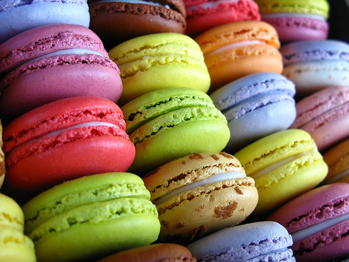 Someone leaked macaroons into our code
