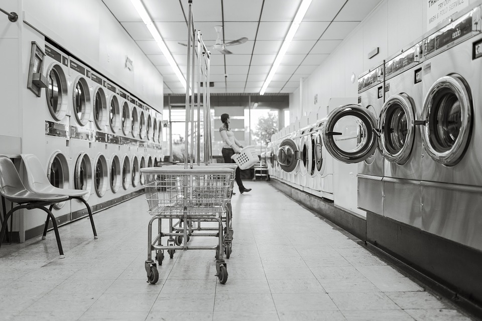 Laundry machine (pixabay CC)