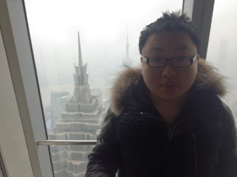 Photo of Tiancheng Xie